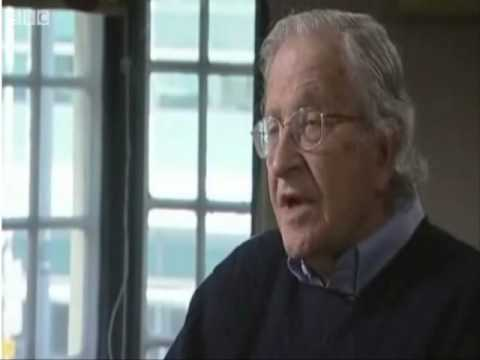 Noam Chomsky and Jeremy Paxman's interview in full Part 1