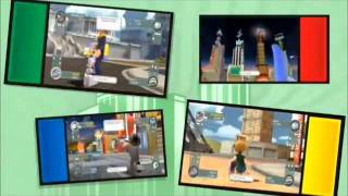 monopoly collection nintendo wii trailer