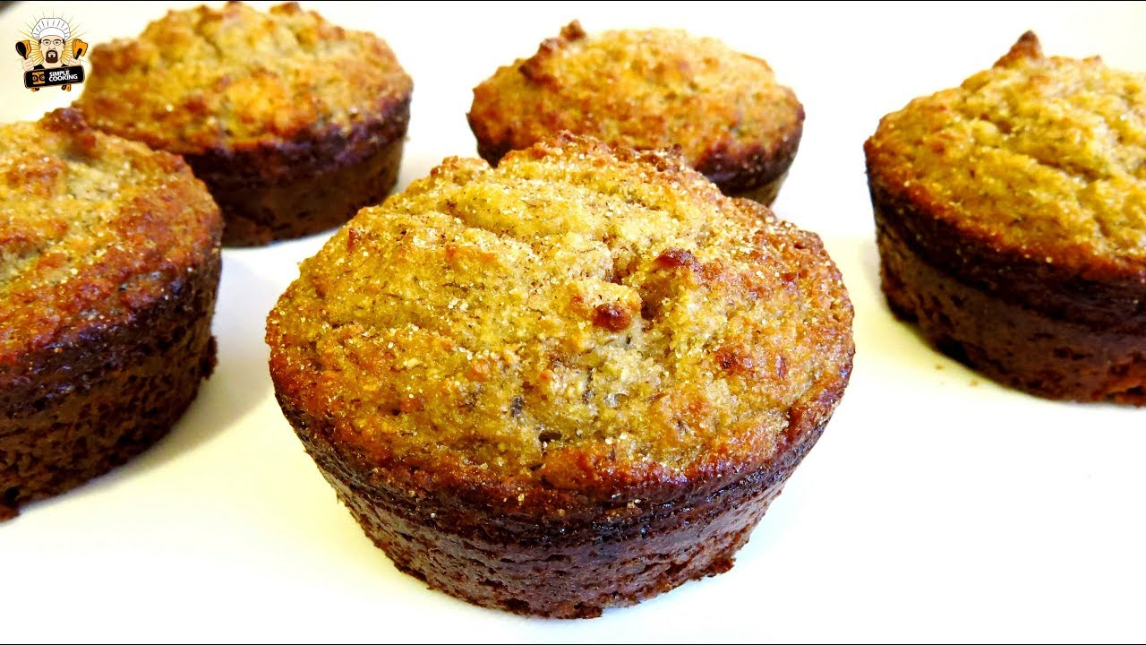 Banana muffins recipe keto