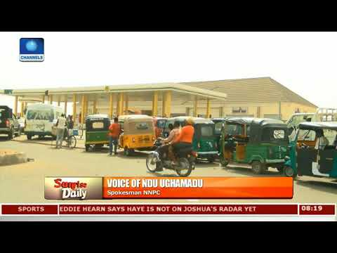 NNPC Has Been Distributing Fuel Effectively & Efficiently, Spokesman Debunks DAPMAN's Claim