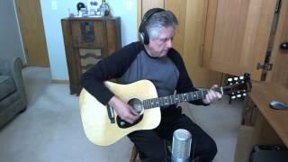 The Cascades Rhythm of the Rain Greg Papaleo Vocal Acoustic Cover
