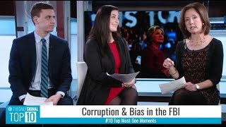 Must-See Moments: Corruption and Bias In the FBI