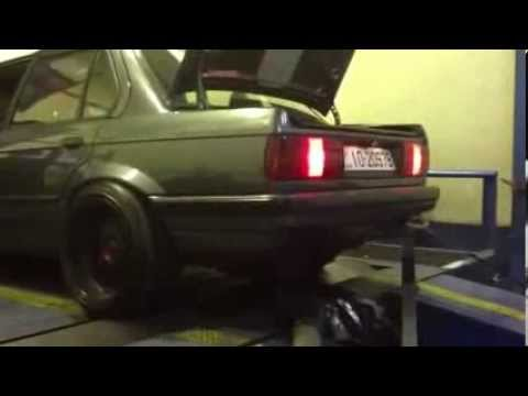 BMW E30 M50 Turbo - Anti Lag