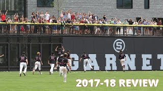 Swarthmore Athletics 2017-18 Review (Spring)