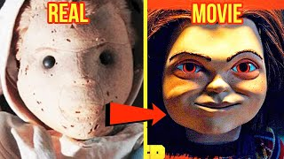 10 REAL CASES OF HAUNTED DOLLS | Chucky And Annabelle Are Real! 😱
