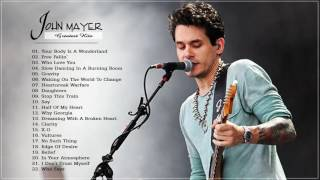 Repeat youtube video John Mayer Greatest Hits   Collection HD HQ