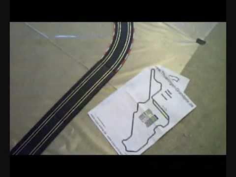 F1 Valencia – GP Europe @ Carrera 1:43 slot racing