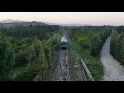 Intercity 564 che attraversa la nostra bella Magna Graecia