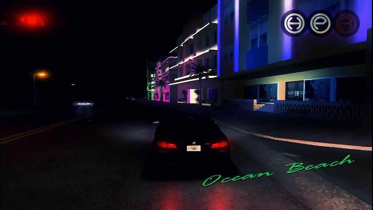 Project GTA Vice City Photorealistic - Test 1 Enb Series 00075 Configuration