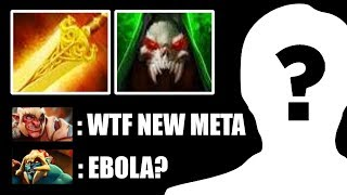 99% People Can't Guess The Hero - Most Advance IMBA Tactic 7.20 META Dota 2
