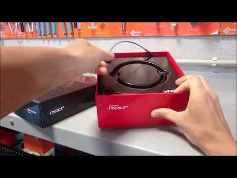 Sram Red eTap Blips - first look and installation