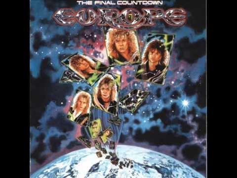 Europe - The Final Countdown (lyrics)