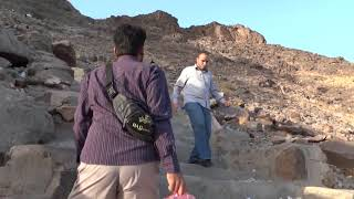 Jabal al noor Full HD , غارِ حرا