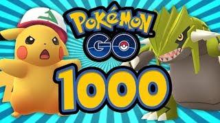100 Top Tipps/Tricks & Life-Hacks, die jeder kennen muss | Pokémon GO Deutsch #1000