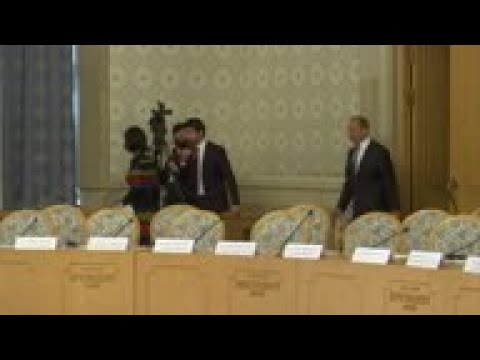 Afghan, Taliban, Russian officials meet in Moscow
