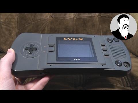 Atari Lynx Part 1: Hardware - Ashens thumbnail