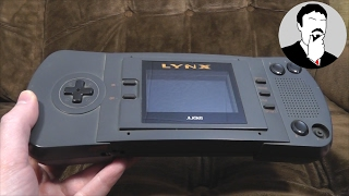 Atari Lynx Part 1: Hardware - Ashens