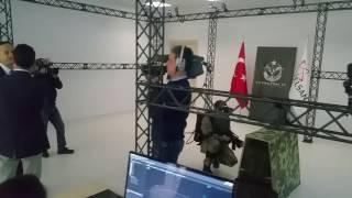 NTV CANLI YAYIN KAMERA ARKASI
