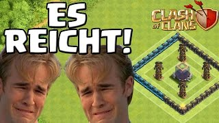 ES REICHT!! || CLASH OF CLANS || Let's Play Clash of Clans [Deutsch/German HD iOS Android PC]