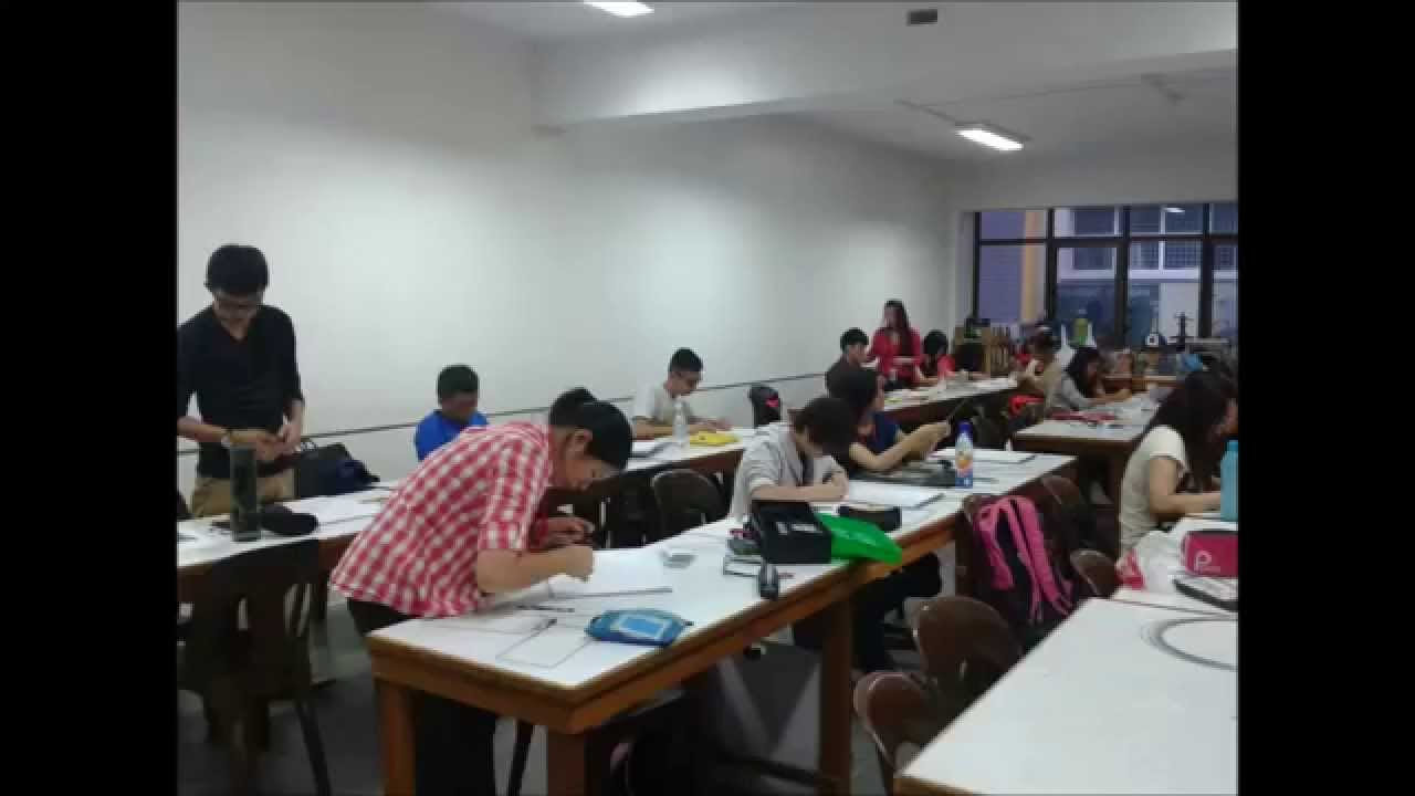 Linear Structural Modelling Foundation Studies Department Malaysian Institute Of Art Mia Youtube
