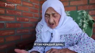 128-летняя чеченка Коку Истамбулова о своей жизни
