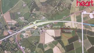 Plans revealed to dual part of A30 in Cornwall
