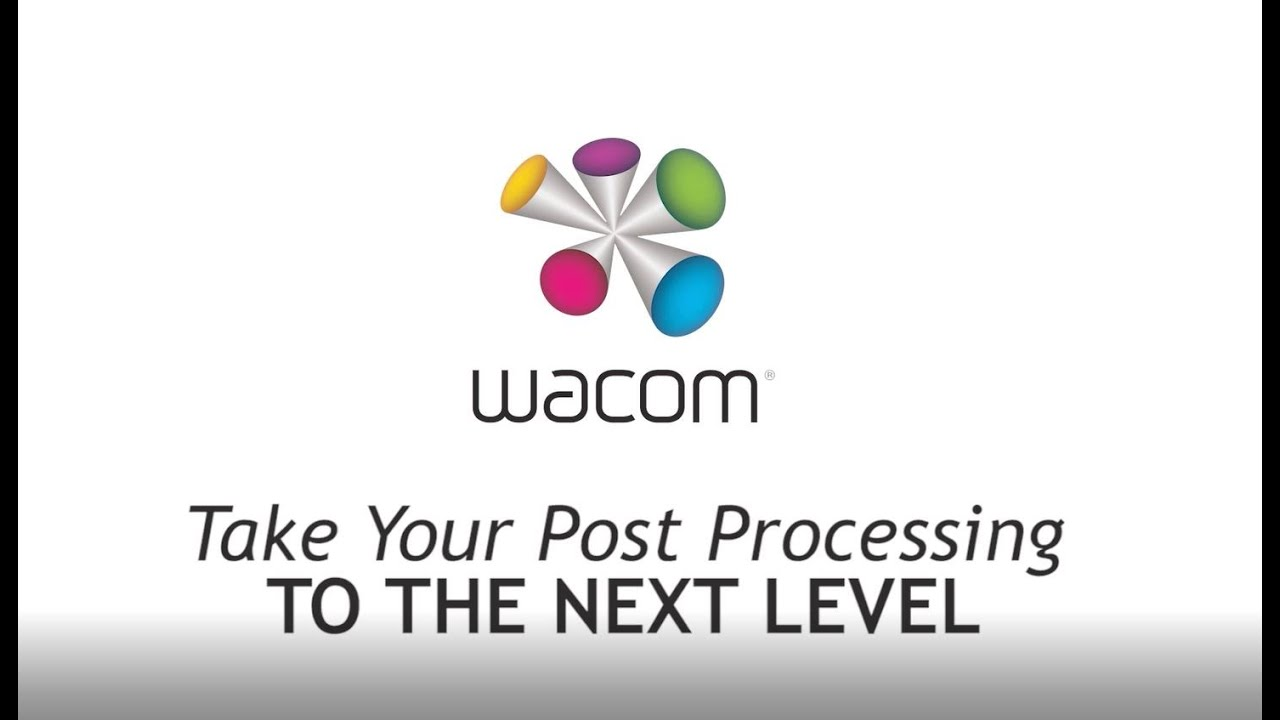 Photo editing -  Post Processing with Wacom