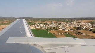 [Full HD]Aviolet Boeing 737 Landing At Palma de Mallorca Airport