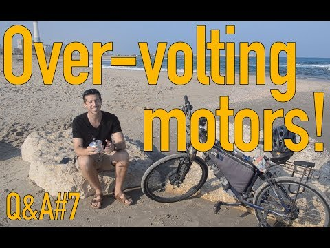 overvolting-an-electric-bicycle-motor-for-more-speed!-q&a#7