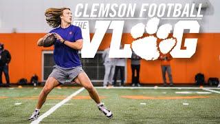 Clemson Football || The Vlog (Season 6, Ep. 3)