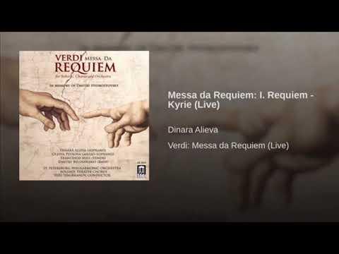 Verdi - Requiem | Dinara Alieva, Olesya Petrova, Francesco Meli, Dmitri Belosselskiy