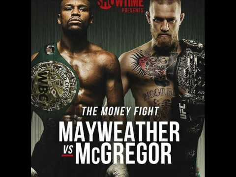 Mayweather vs McGregor should be announced Cinco de Mayo weekend