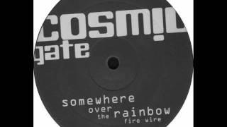 Cosmic Gate - Fire Wire (Dj Scot Project Remix)