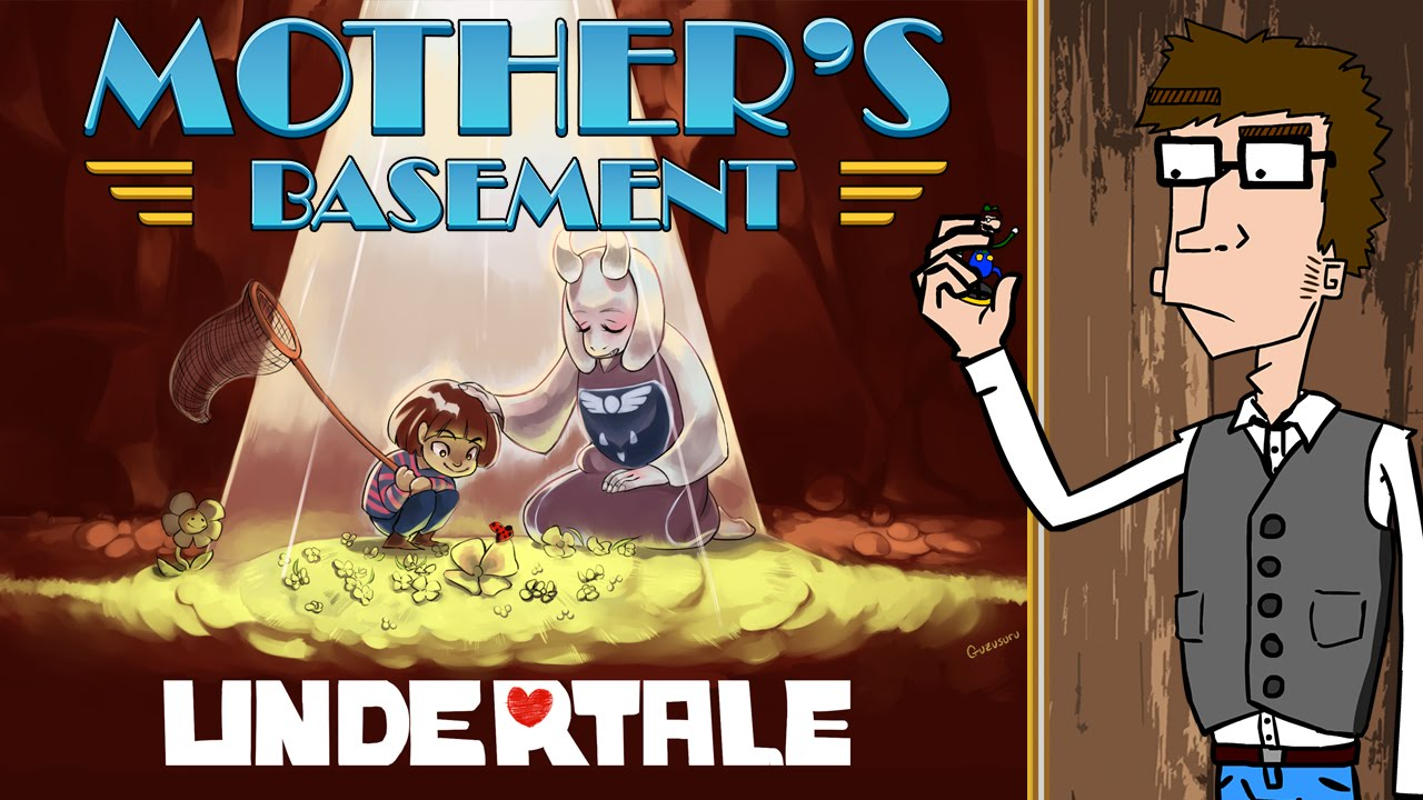 Mother S Basement Review Undertale Part 1 Youtube
