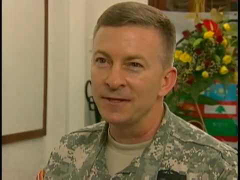 The purpose of U.S. Army Africa - 090701
