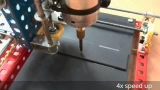 Arduino CNC engraver