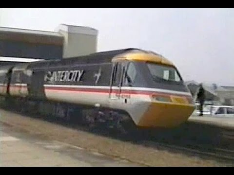 Vintage HST Action back in 1989