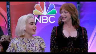 Cox Communications | Christina Hendricks and Mae Whitman | Friends with TV Characters
