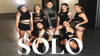 BLACKPINK JENNIE - Solo (Dance cover)
