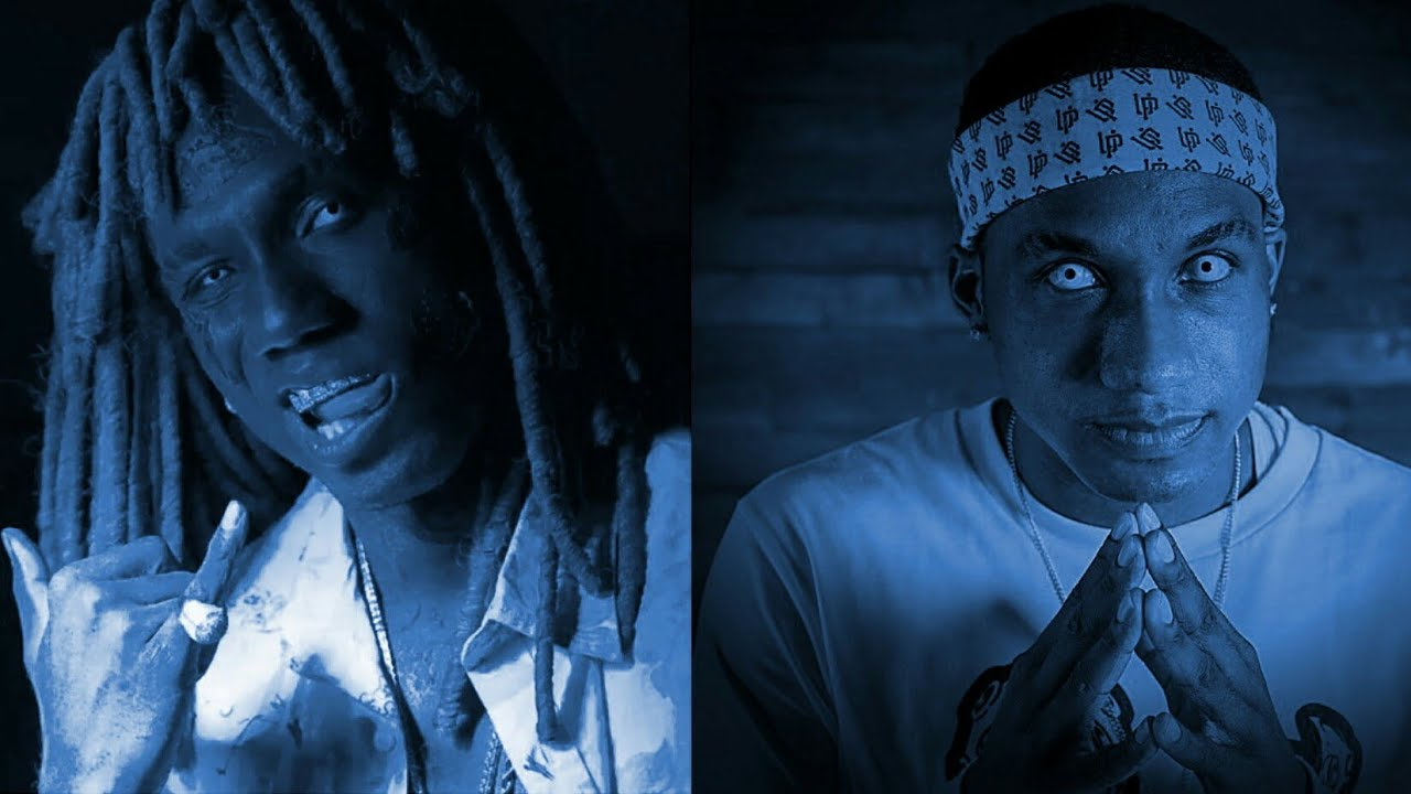 Hash Brown vs Hopsin || Picasso || Undercover Prodigy