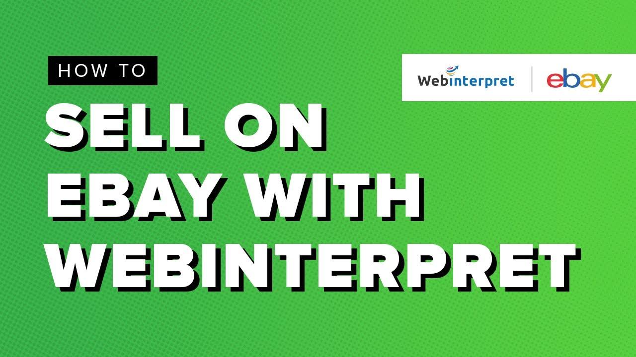 Webinterpret Plug Play International Ecommerce