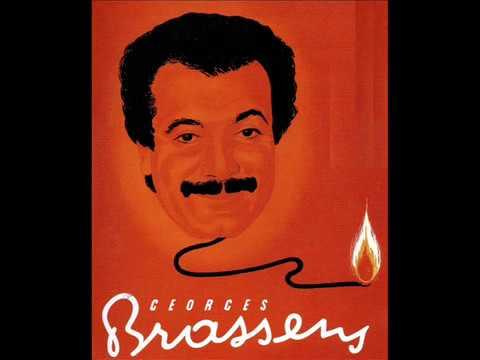 Georges BRASSENS - La Guerre de 14-18 - Clip du Centenaire 2018