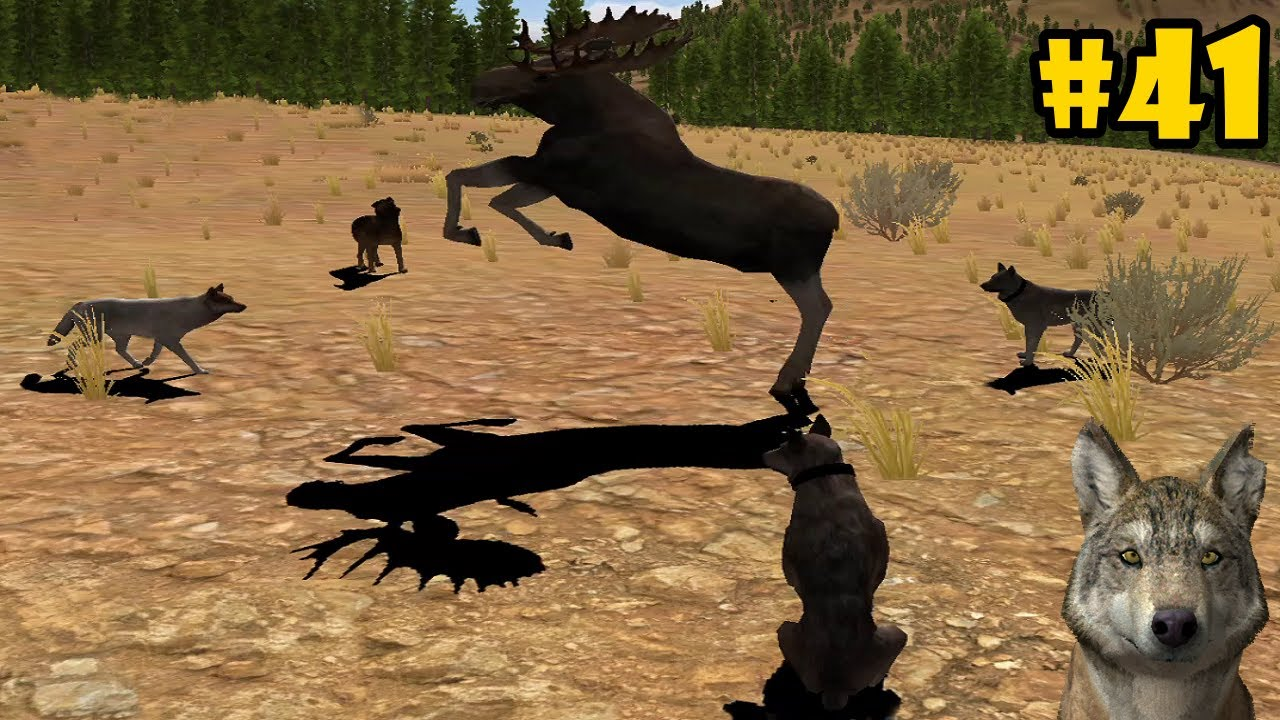 Wolf Quest Multiplayer - Amethyst Mountain - Android/iOS ... - photo#17
