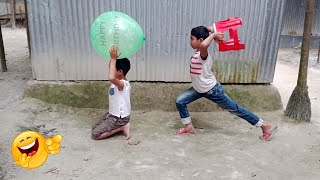 Indian New funny Video😄-😅Hindi Comedy Videos 2019-Episode-27--Indian Fun || Potol Fun