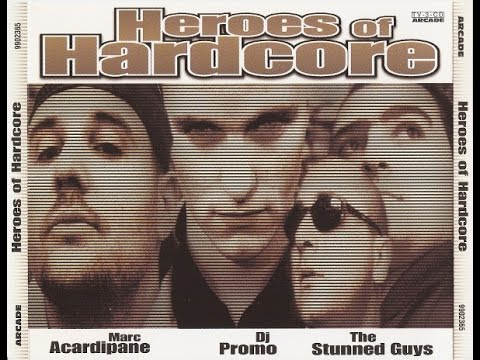 Heroes of Hardcore - DJ Promo (1999)