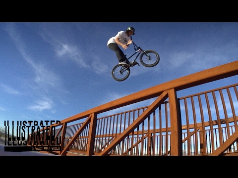 Vans BMX Illustrated: Kevin Peraza Full Part | Illustrated | VANS