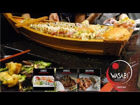 Wasabi Sushi Bar St.Louis Review