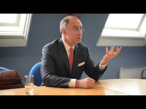 Xavier R  Rolet, CEO London Stock Exchange Group, Interview At UWE Bristol