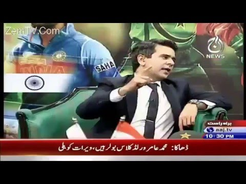 Cricket Ka Badshah Javed Miandad Response On Pakistan vs India Asia Cup 17 March 2016