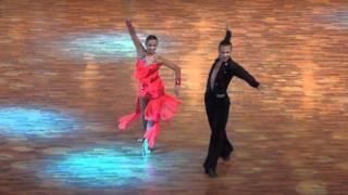 Grand Slam Latin 2011: Andrey Zaytsev - Anna Kuzminskaya - Rumba Honour Dance